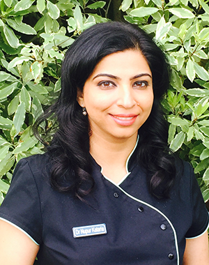 Your periodontist in Melbourne - Dr. Nupur Kataria