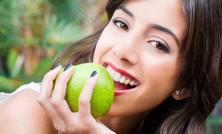 diet for healthy gums
